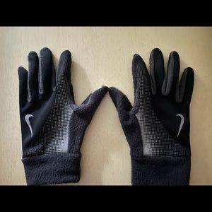 womens nike fleece gloves